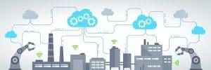 Cloud in der intelligenten Automatisierung Industrie 4.0