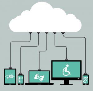 Cloud Technologie und Barrierefreiheit